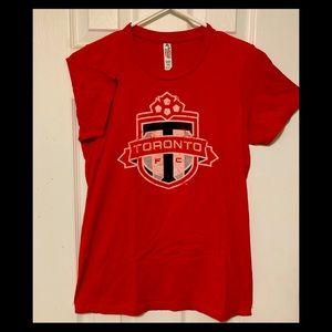 TFC Distressed Logo T-Shirt (Add-On)